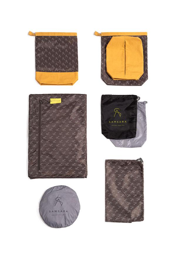 Samsara Accessories - Samsara Luggage