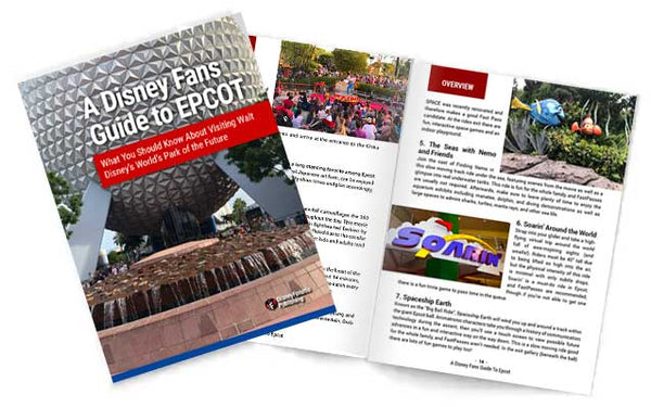 A Disney Fans Guide to Epcot