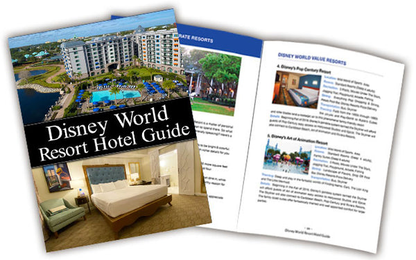 Disney World Resort Hotel Guide