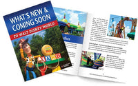 What's New & What's Coming To Disney World Resort