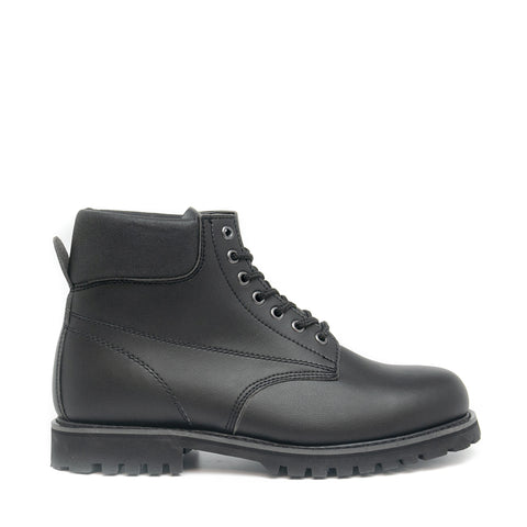 ATKA BLACK UNISEX ANKLE BOOT
