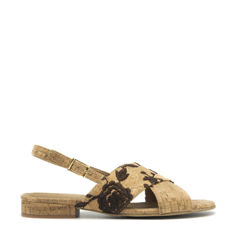 Kajam Brown Sandal