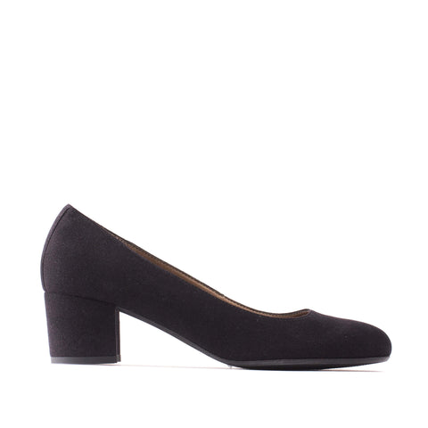 Lina Black Shoe