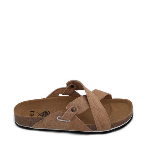 Paxos Brown Sandal