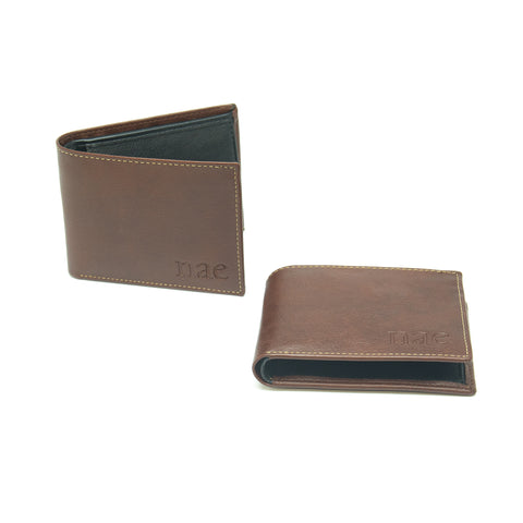 Lyon Brown Wallet