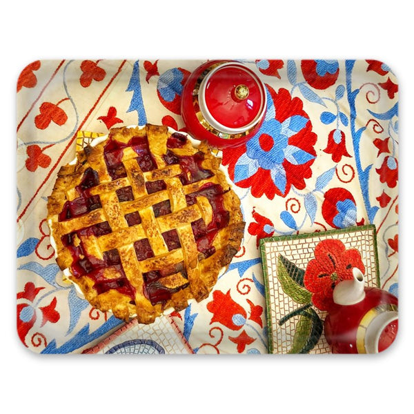 Cherry Pie Print Tray