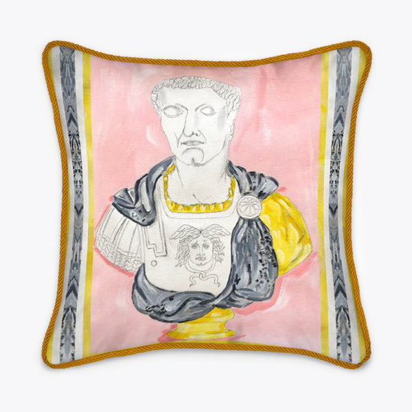 Cushions in Emperor prints