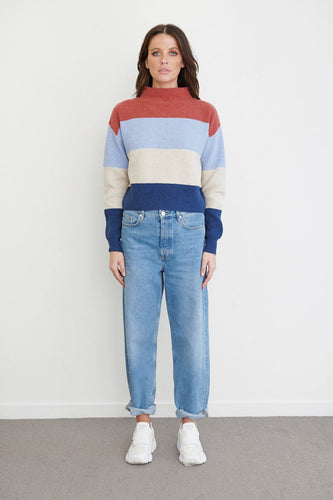Vienna Stripe Knit