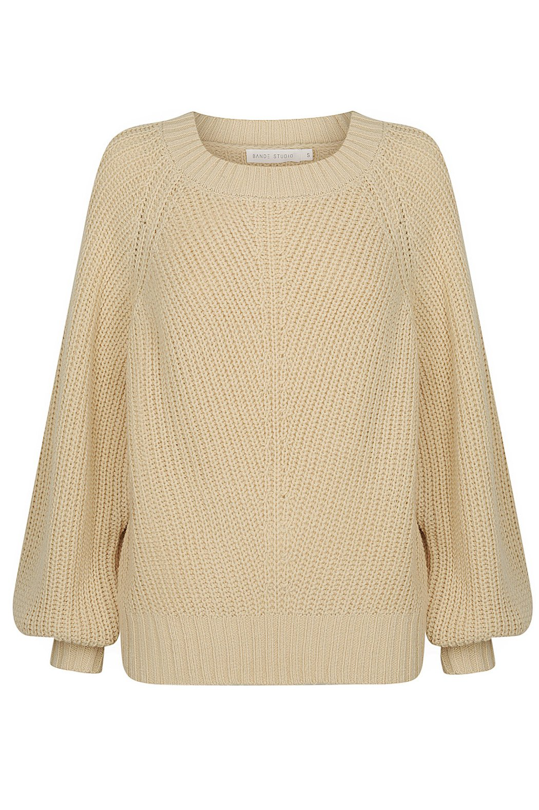 Josie Fisherman Crop Pullover - Available in 2 Colours