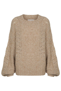 Stitch Detail Jumper - Available in 2 Colours