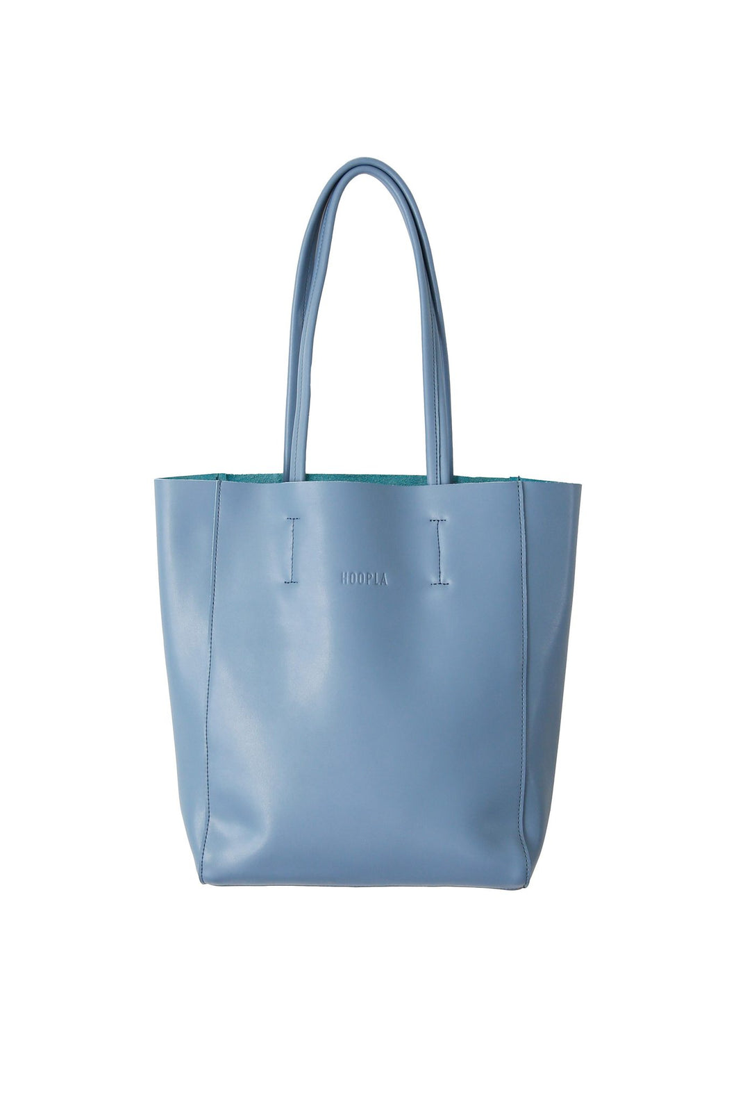Small Tote Tote - Blue Grey