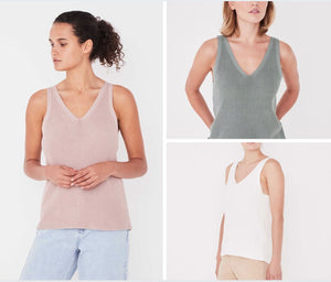 Paige Knit Top- Available in 3 Colours