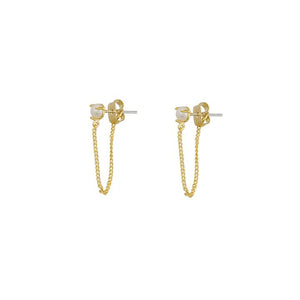 Kendra Earrings - Gold