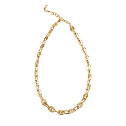 Sylvia Necklace - Gold