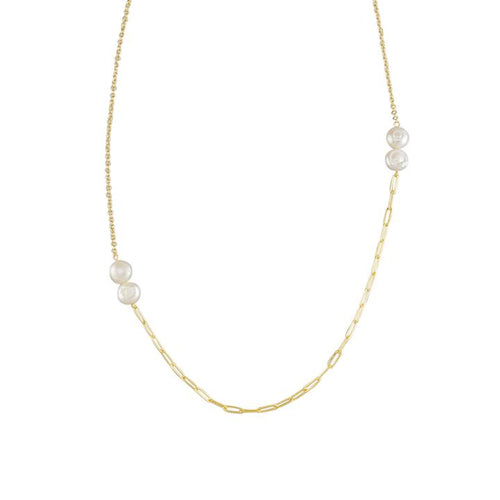 Tonny Necklace - Gold