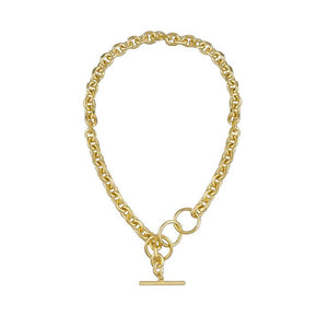 Everly Necklace - Gold