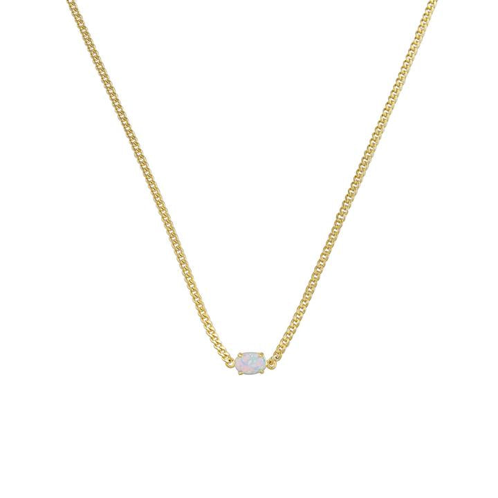 Ophelia Necklace - Gold
