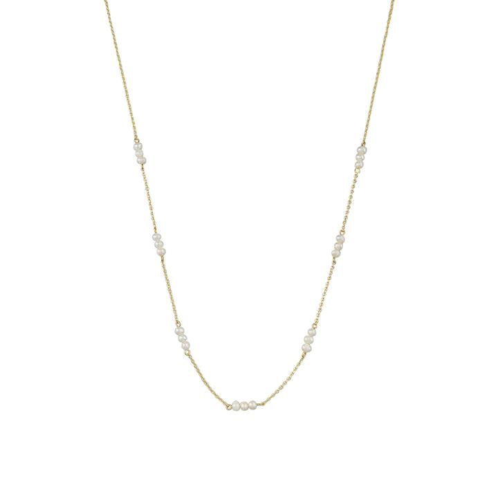 Evie Necklace - Gold