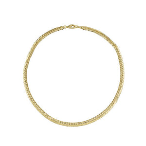 Nikita Chain Necklace - Gold