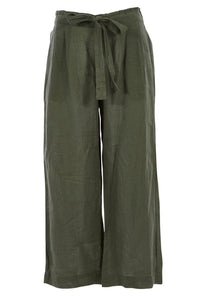 Dickens Pants- Available in Indigo & Jungle Green