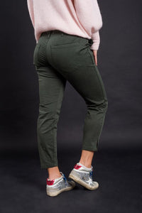 Soho Pants Forest Green