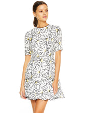 Splice Mini Dress