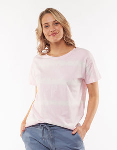 Faded Tee Pink