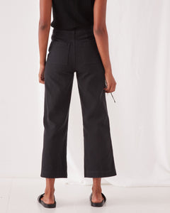 Tala Canvas Pant Black