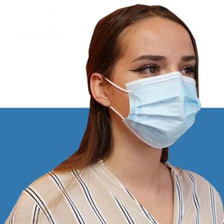 Masque chirurgicale type type IIR avec haute filtration >99%