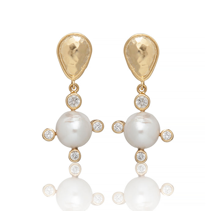 JESSICA EARRINGS - Sarah Stretton