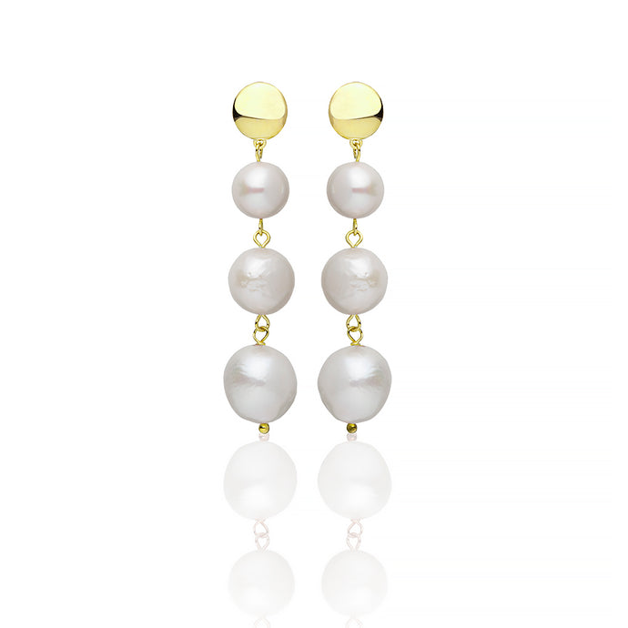 SORRENTO EARRINGS - Sarah Stretton