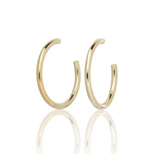 Load image into Gallery viewer, JOLIE HOOP EARRINGS - MEDIUM - Sarah Stretton