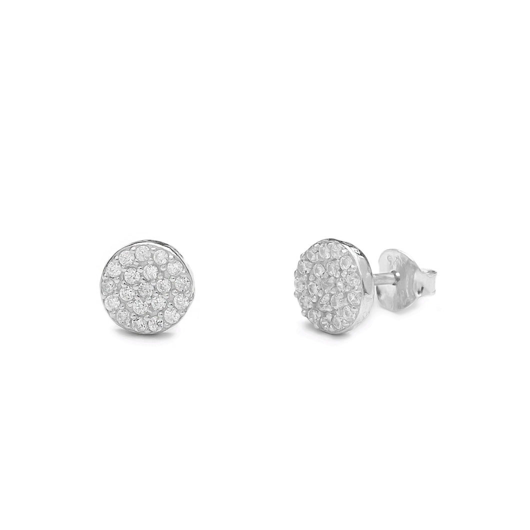 ANGELIC STUD EARRINGS - Sarah Stretton