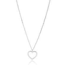 Load image into Gallery viewer, OPEN HEART NECKLACE - Sarah Stretton