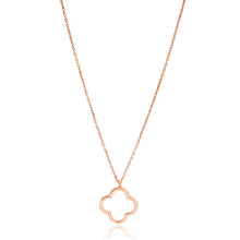 Load image into Gallery viewer, OPEN CLOVER NECKLACE - Sarah Stretton