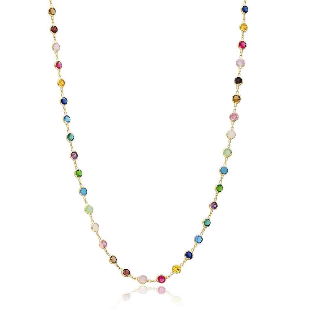 CONFETTI NECKLACE - GRANDE