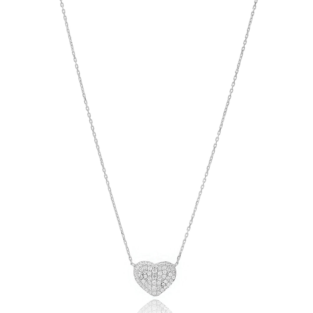 HEART NECKLACE - Sarah Stretton