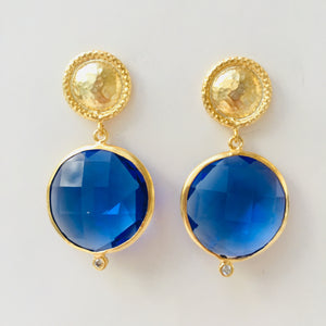 ZARA EARRINGS - Sarah Stretton