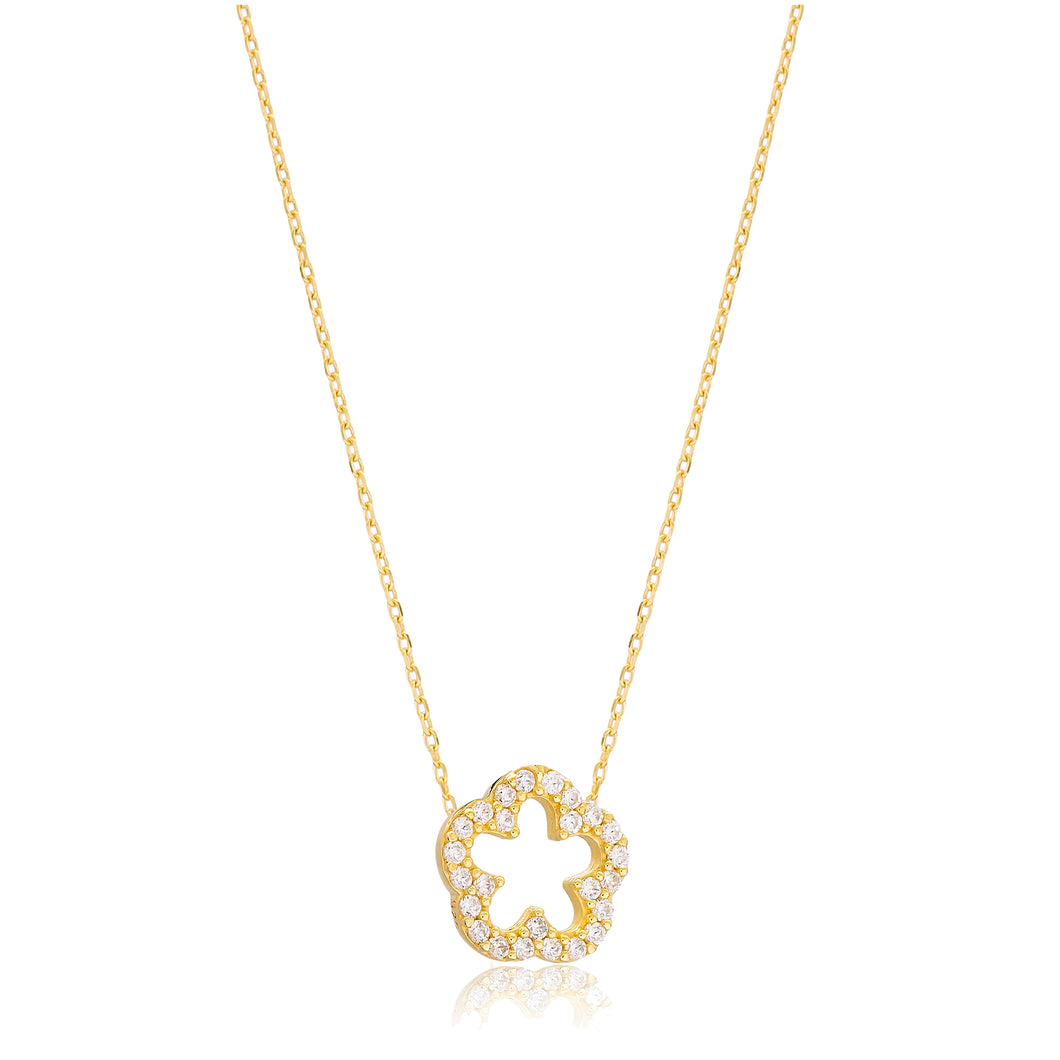 BLOSSOM NECKLACE - Sarah Stretton