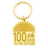 Key Chain-100th MSG Show