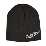 Black Beanie-Embroidered