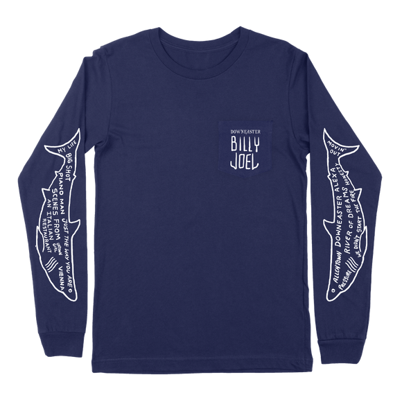 Shark Fisher Song Long Sleeve Shirt
