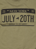 Military Green SS-07/20/16 MSG Event