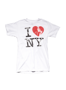 I Heart NY Men's SS Tee