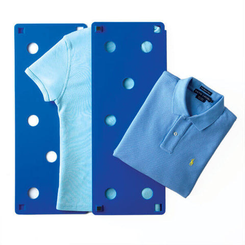Fold Shirts Professionally and Easily