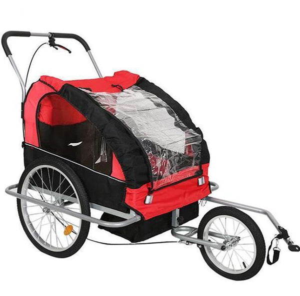 Bike Trailer for Dogs, Pet Bicycle Trailer - Buywhat.today