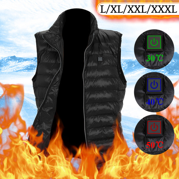 Electric Heated Vest Heating
