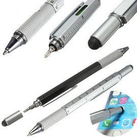 6 In 1 Multitool Ruler Pen