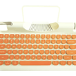 Retro Bluetooth Mechanical Keyboard