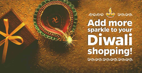 Celebrate Diwali 2018 with Fashion.